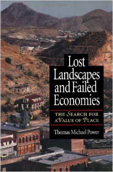Lost Landscapes book